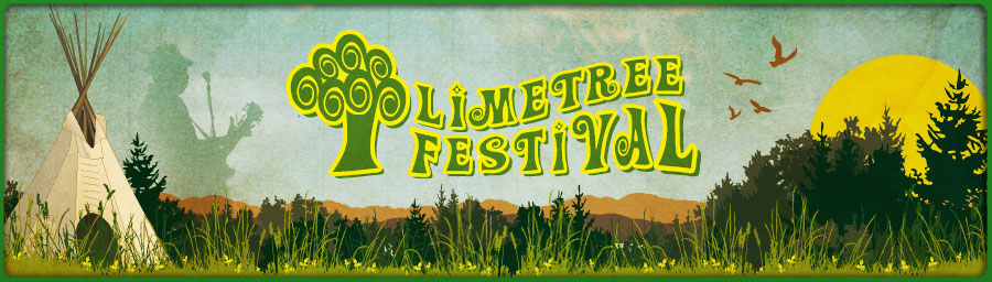 Logo for Lime Tree Festival